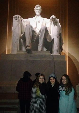 As Seen in the Image: Publications trip to D.C.