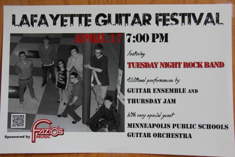 Lafayette, Minneapolis bands combine for guitar festival