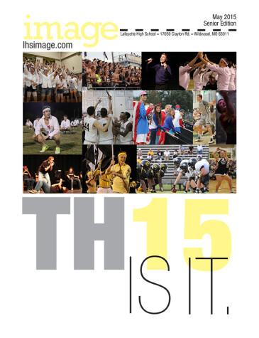Senior Magazine 2015