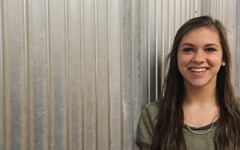 Humans of Lafayette: Meet Victoria Sorrentino