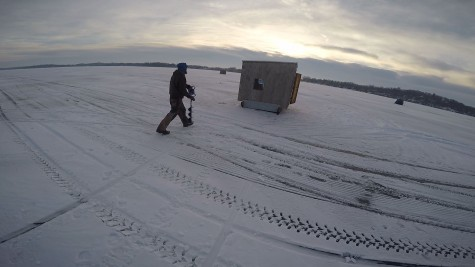 Last Time I… Went Ice Fishing
