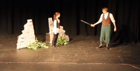 One Acts features student-directed Shakespeare