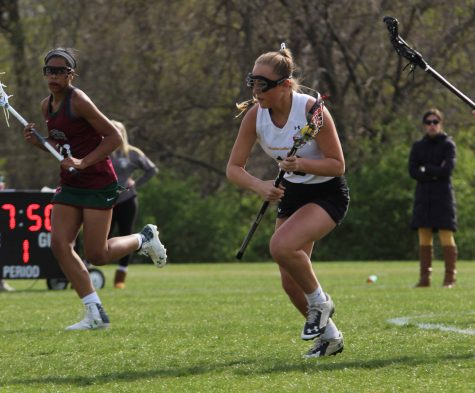 Outstanding season comes to an end for girls lacrosse
