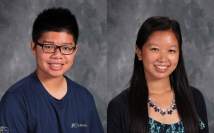 Two orchestra students earn spot in All National Honors Ensemble
