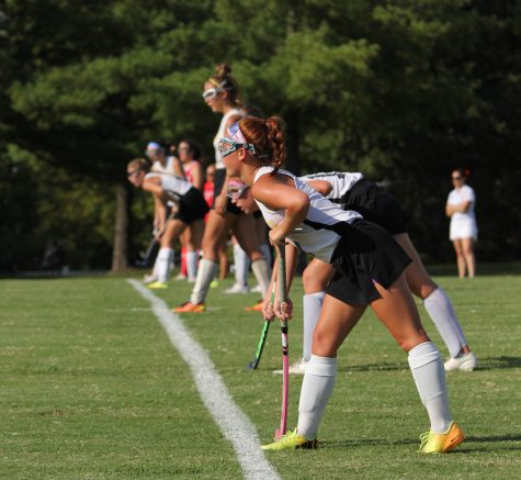 Field Hockey loses in a heart breaker to Villa