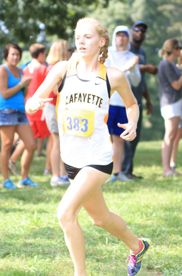 Cross country finds identity with consistent top placings