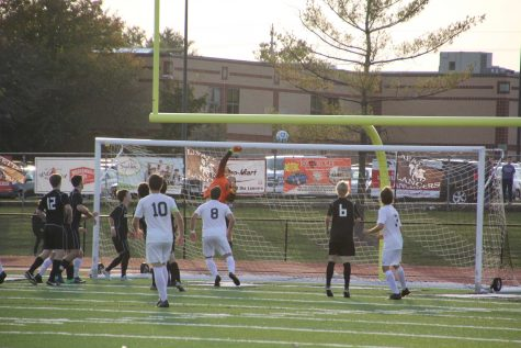 Boys soccer makes first round exit to end season
