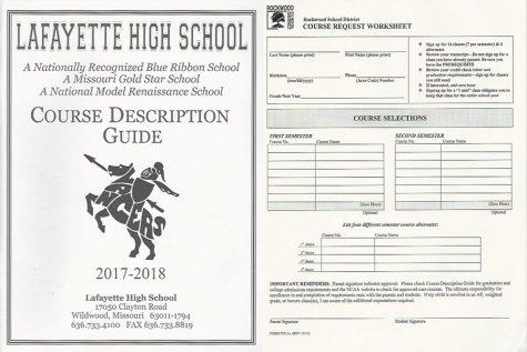 Scheduling begins for 2016-2017 school year