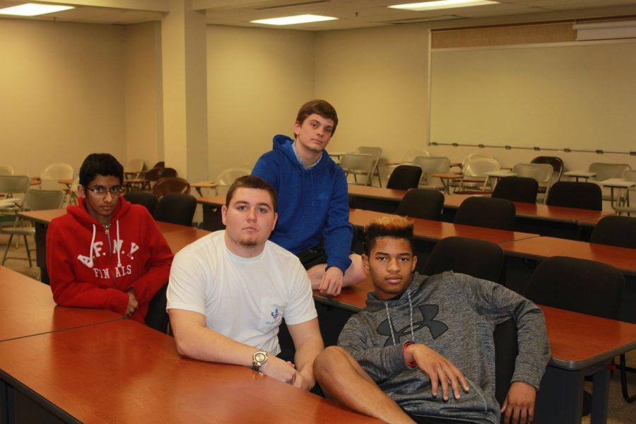 Real Sports, Real Talk Season 2, Episode 17 with Arpan, Jackson, Kyran and Tyler