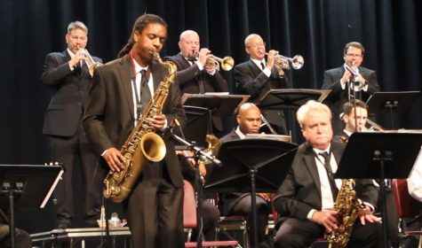Three groups perform at Lafayette Jazz Festival