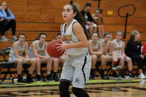 Girls basketball falls to Washington in District finals