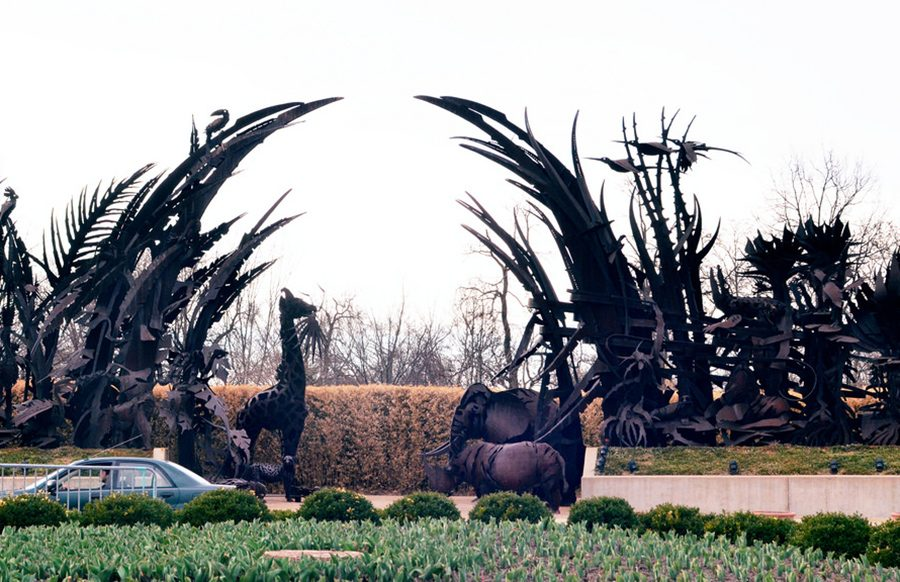 St. Louis Zoo: all about the jungle in Forest Park