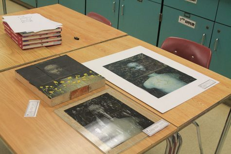 Rockwood Art Show features over 200 pieces of LHS student work