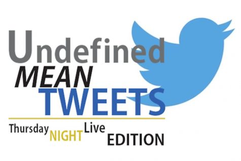 Thursday Night Live Mean Tweets