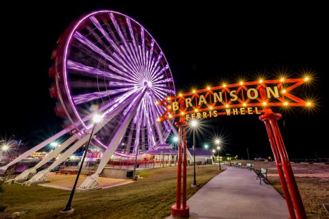 Branson is perfect for a cheesy weekend getaway