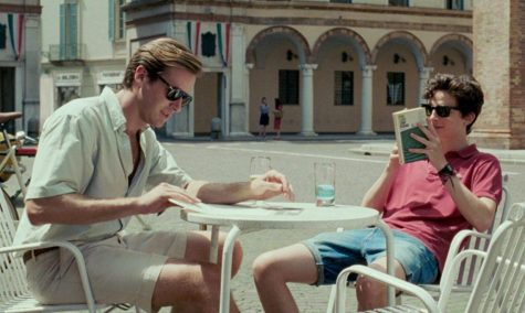 """Call Me By Your Name"" details touching coming-of-age story"