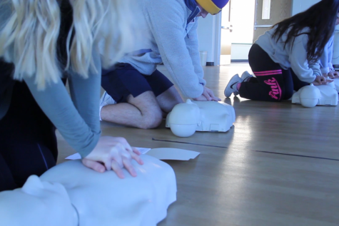 CPR training going into effect for current seniors