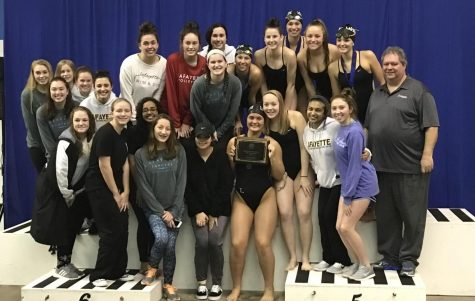 Girls swim shares memories in Springfield