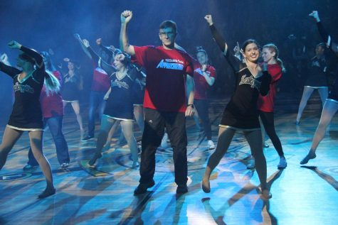 APA: Escadrille Teacher Dance Performance