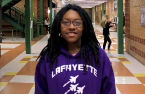 Five Questions: Jayda Griffin