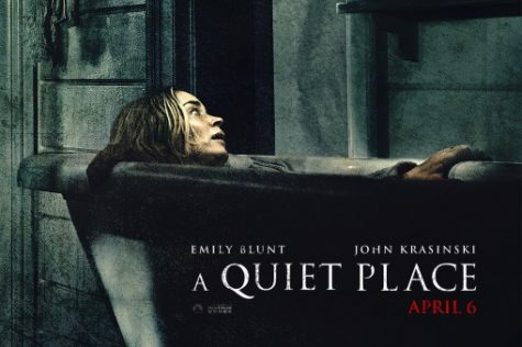 A Quiet Place presents creative take on horror