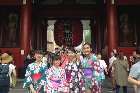 Last Time I… Studied Abroad in Japan