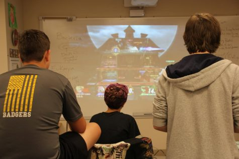 Video Game Club starts year off strong