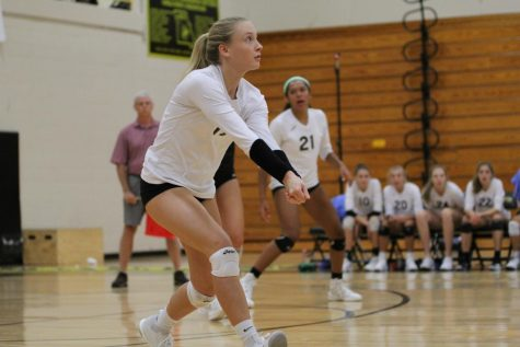 Girls volleyball gains momentum
