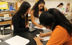 Flipped classrooms turn tables for student learning