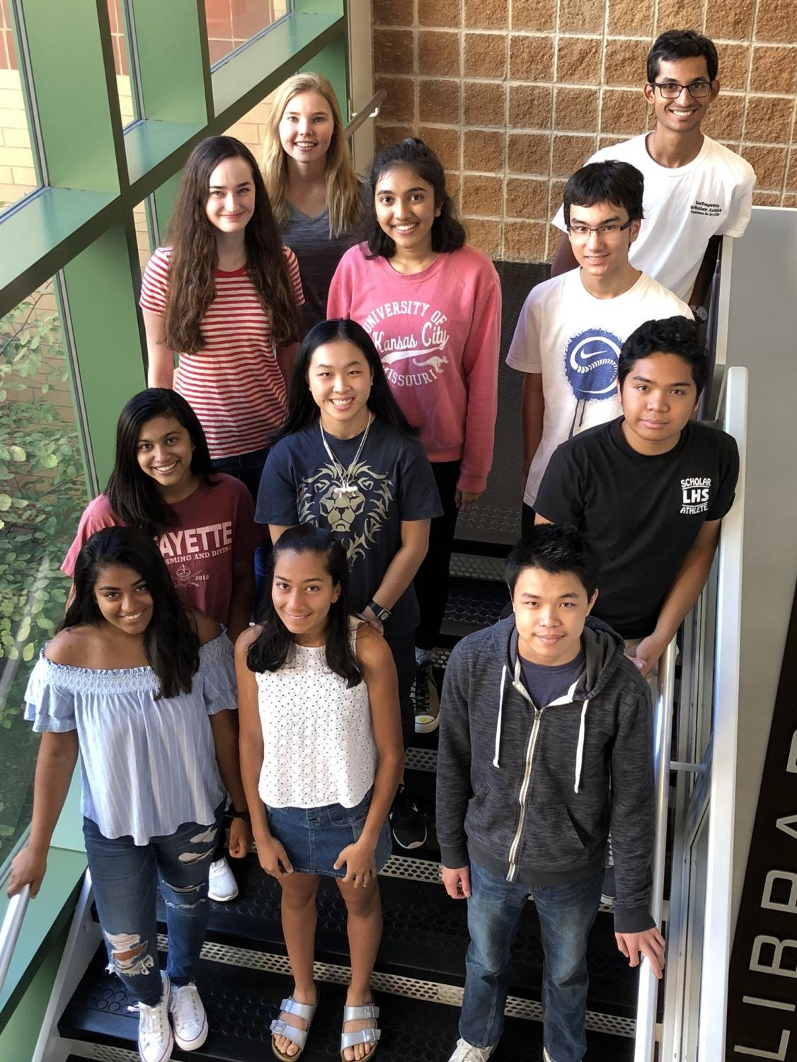 Eleven LHS students named National Merit Semifinalists – The