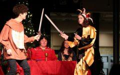 Choir hosts themed show dinner for charities
