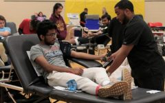 Student Council, Red Cross partner for annual blood drive