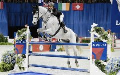 Five Questions with Ashley Shaw, horseback rider