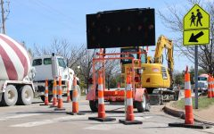 Improvement to Clayton Road impacts traffic flow