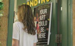 Art contest held to redesign Lancers Landing door
