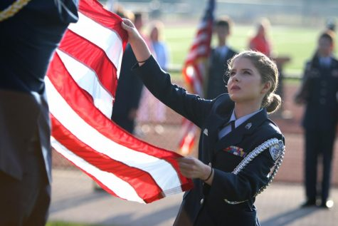 September 11 tragedy remembered 18 years later in Patriot Day ceremony