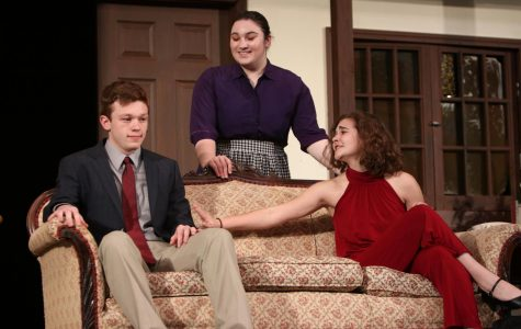 "LTC performs ""Noises Off"""