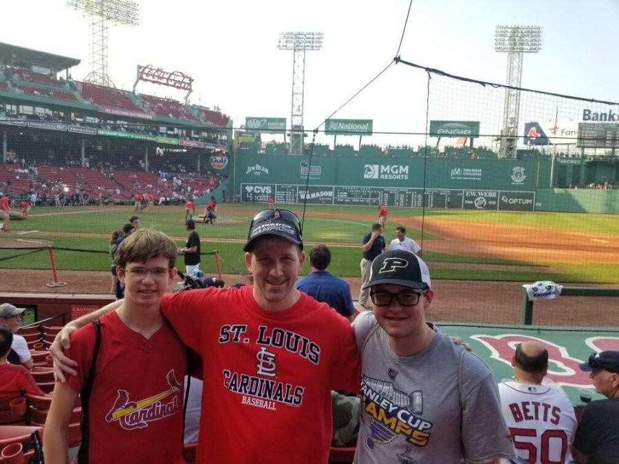 Crocker brothers visit nearly half of MLB stadiums