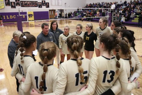 Girls volleyball returns to State Championship