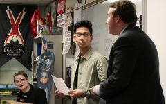 Students find expression through Speech and Debate