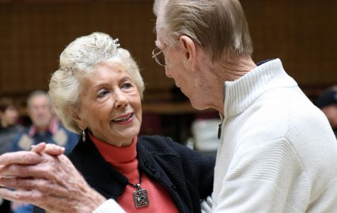 Turkey Dinner dance brings students, senior citizens together