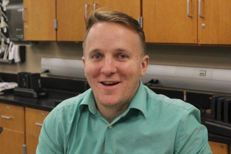 When not teaching or coaching LHS soccer, Craig Wideman enjoys traveling the world.