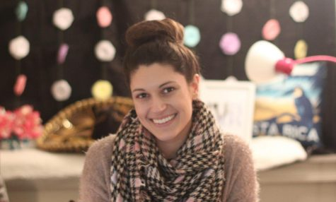 Five Questions with Sarah Masterson