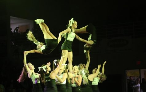 RCA 2020: Cheerleading
