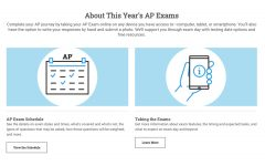CollegeBoard releases new AP exam dates