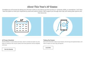 CollegeBoard releases new AP exam dates