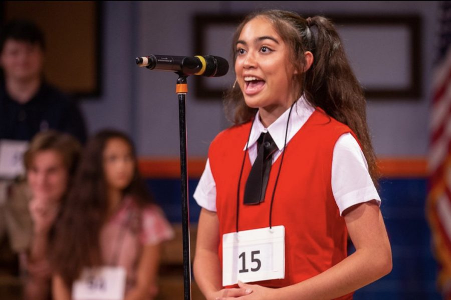 In September of 2019, sophomore Jessica Watts performed in