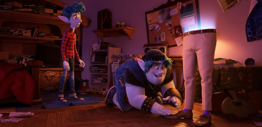 Review: Glimmers of magic in Pixar's 'Onward'