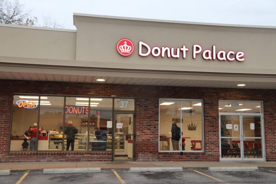 Donut Palace reflects on COVID-19's affect on business, continues to operate with restrictions in place