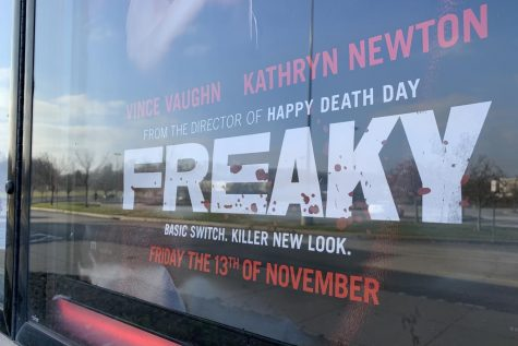 "On Friday, Nov. 13, ""Freaky"" was released into theatres. The film scored a 6.4/10 on IMDb and an 83% on Rotten Tomatoes."